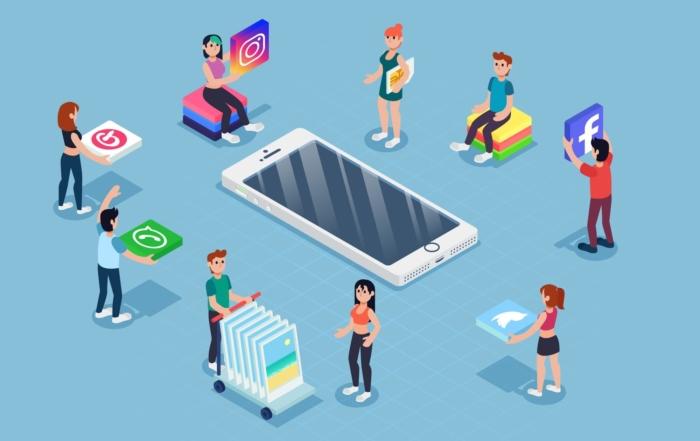 Choisir ses réseaux sociaux - Mobius
