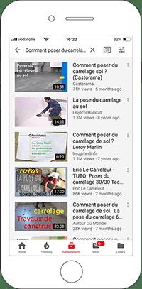 Youtube-Mobius Web