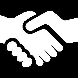 Icone handshake | Mobius Web