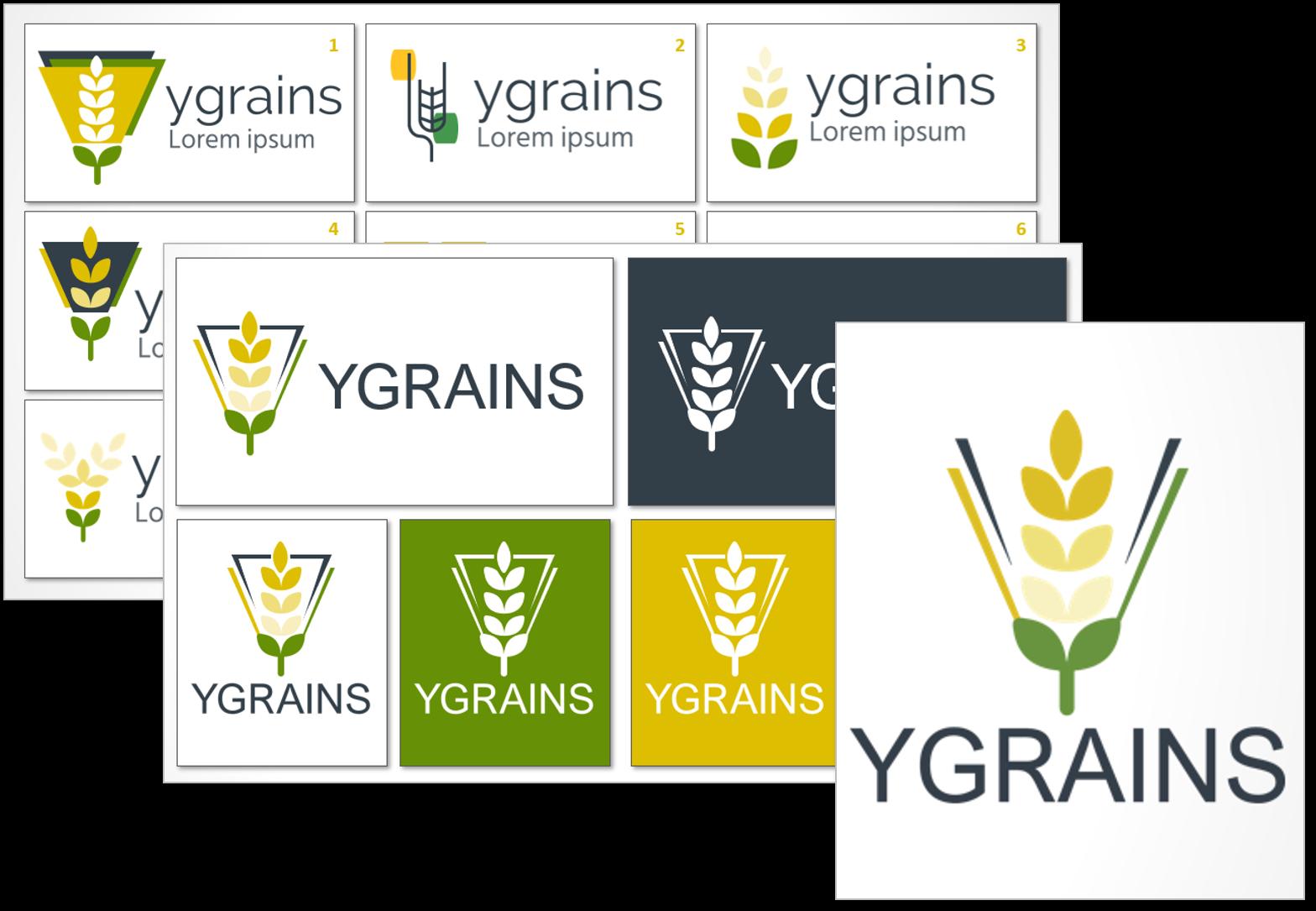 Nouveaux Logos Ygrains | Mobius Web – Création de site Web et Agence digitale pour PME