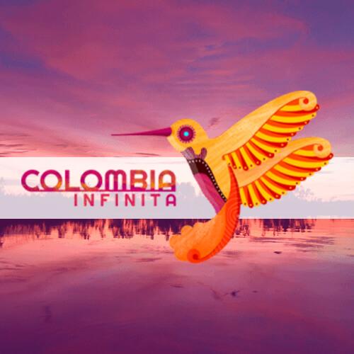 Réalisation Colombia Infinita | Mobius Web