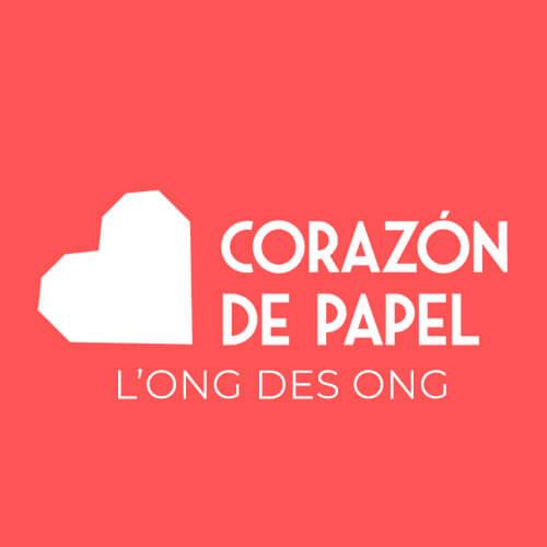Réalisation Corazon de Papel | Mobius Web