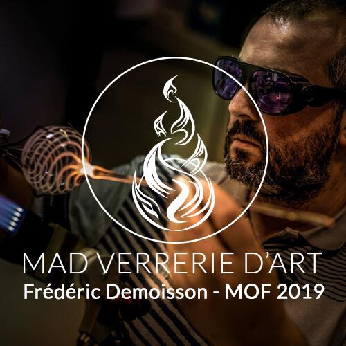 Réalisation Mad Verrerie d'Art | Mobius Web
