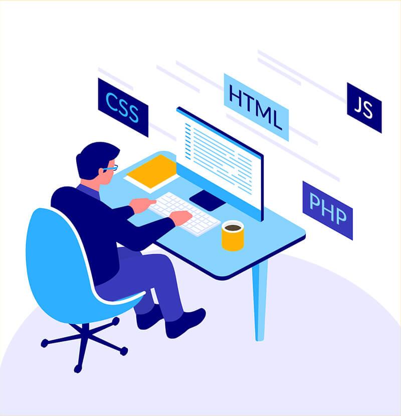 Développeur - Création de site web