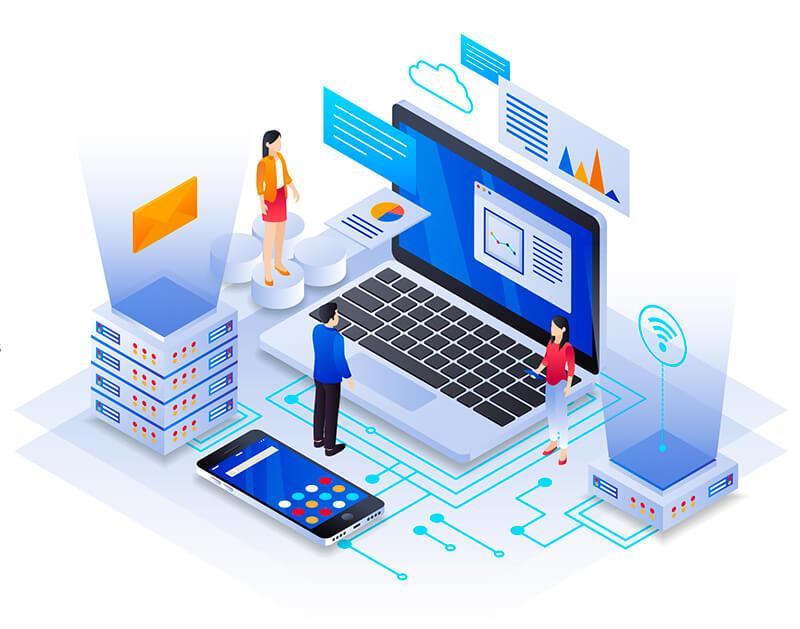 Création de Site Web & Mobile | Mobius Web - Agence Digitale pour PME