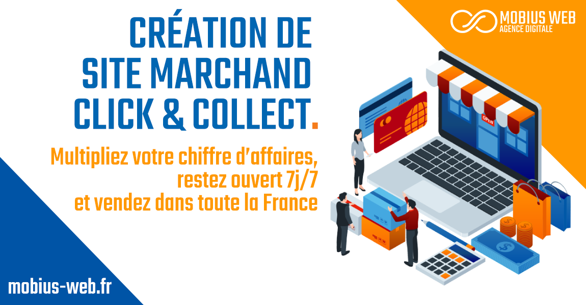 Site Marchand - Click & Collect