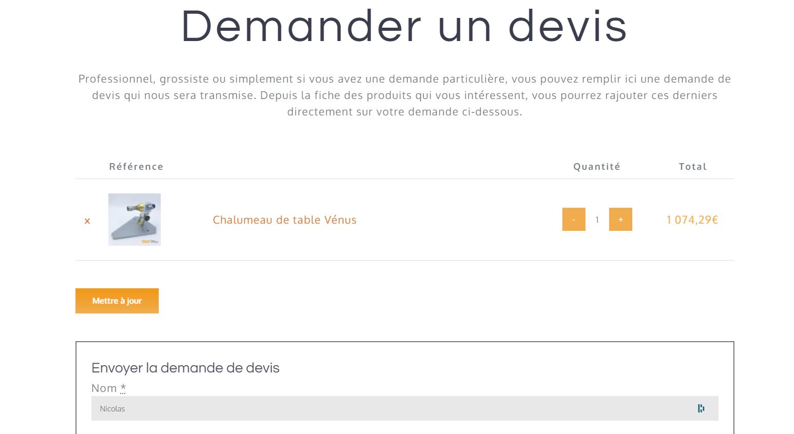 Demande de devis | Mobius Web – Création de site Web et Agence digitale pour PME