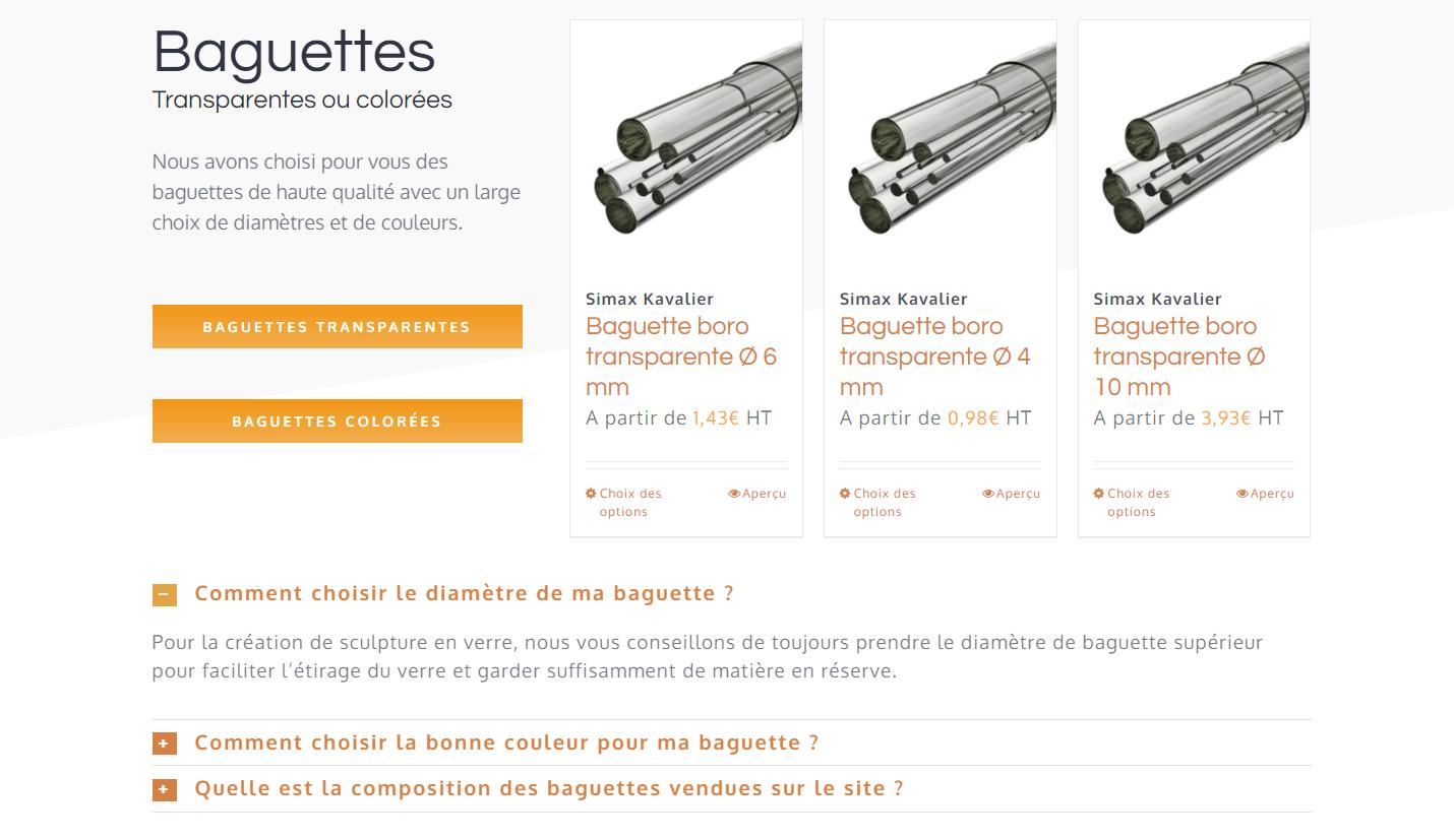 Matières premières | Mobius Web – Création de site Web et Agence digitale pour PME