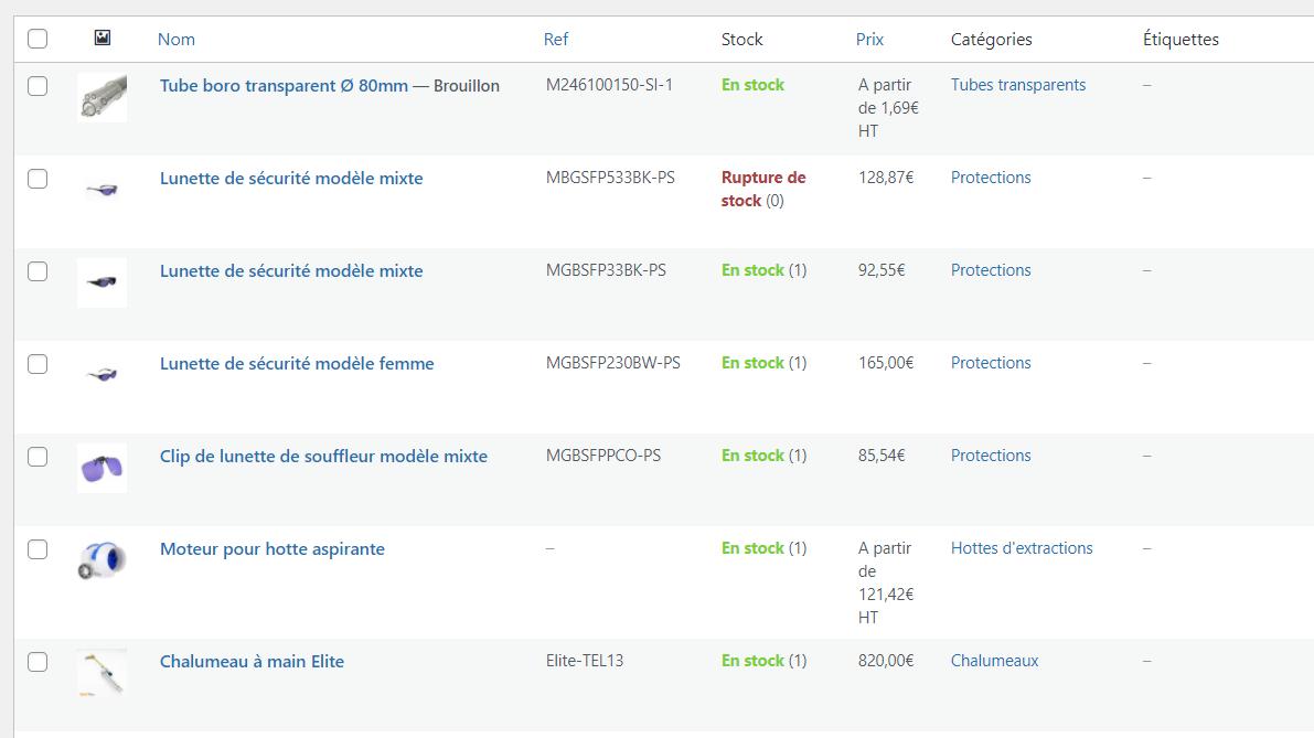 Catalogue | Mobius Web – Création de site Web et Agence digitale pour PME