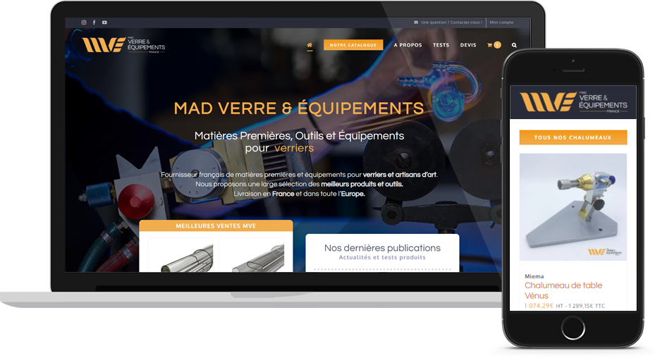 Nouveau site MVE