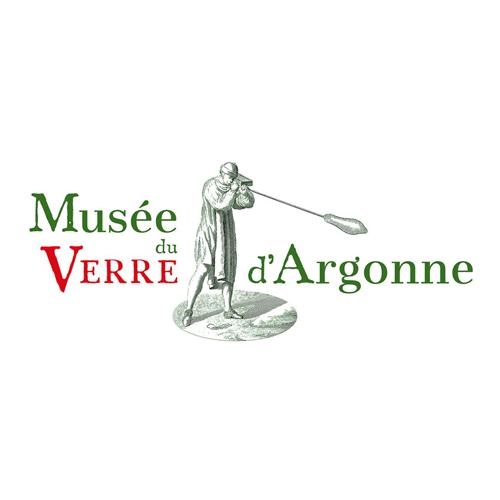 Logo Musée Verre d'Argonne